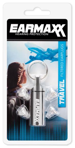 EARMAXX Hearing Protection Travel